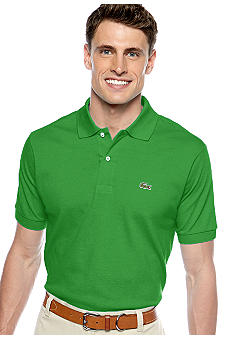 Lacoste Big & Tall Short Sleeve Classic Pique Polo