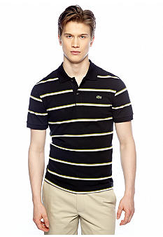 Lacoste Open Stripe Polo