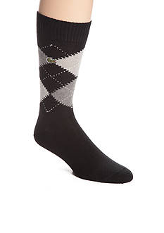Lacoste Argyle Socks - Single Pair