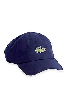 Lacoste Poly 5Cm Croc Sport Cap