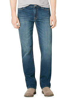 Calvin Klein Jeans Straight Leg Authentic Denim Jean
