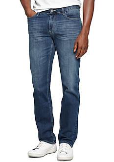 Calvin Klein Jeans Slim-Fit Straight-Leg Jeans
