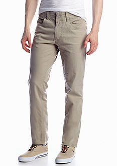 Calvin Klein Jeans 5 Pocket Slim Straight Twill Pant