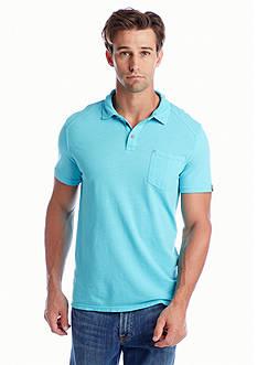 Calvin Klein Jeans Garment Dye Jersey Polo