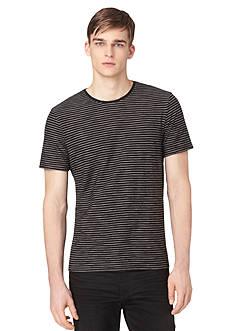 Calvin Klein Jeans Short Sleeve Stripe Crew Tee