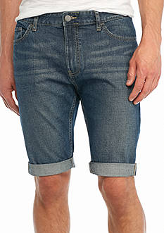 Calvin Klein Jeans Medium Wash Denim Shorts