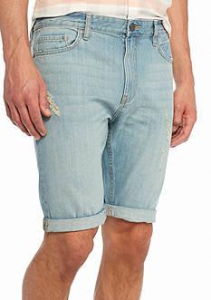 Calvin Klein Jeans Taper Jean Shorts