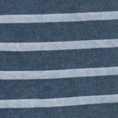 Young Men: Pullovers Sale: Night Sky Calvin Klein Jeans Short Sleeve Wash Stripe Henley Shirt