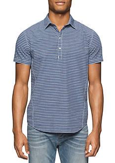 Calvin Klein Jeans Linear Stripe Popover Shirt