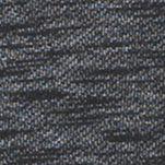 Mens Designer Clothing: Hoodies & Fleece: Black Calvin Klein Jeans Cross Dye French Terry Hoodie