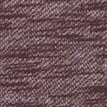 Mens Designer Clothing: Hoodies & Fleece: Bordeaux Calvin Klein Jeans Cross Dye French Terry Hoodie