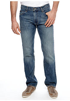 Calvin Klein Jeans Medium Wash Straight Leg Jeans
