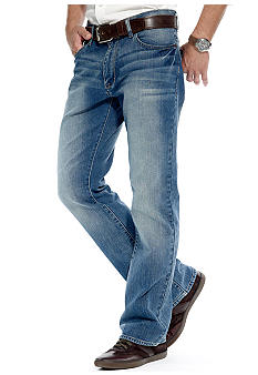 Calvin Klein Jeans Washed Sky Bootcut Denim
