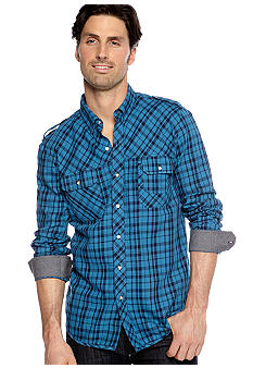 Calvin Klein Jeans Plaid Shirt