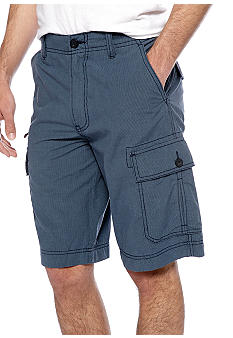 Calvin Klein Jeans Intensity Check Cargo Shorts