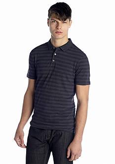 Calvin Klein Jeans Stripe Printed Polo