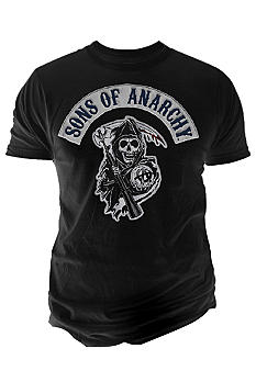 Changes Sons of Anarchy Logo Patch Tee