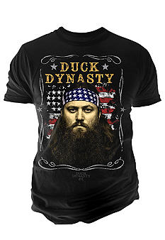 Changes Duck Dynasty Willie Beard Tee