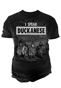 Changes Duck Dynasty Duckanese Tee