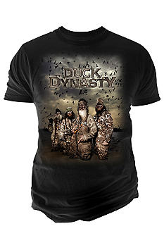 Changes Duck Dynasty Poster Tee