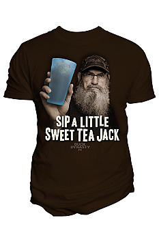 Changes Duck Dynasty Si Sweet Tea Tee