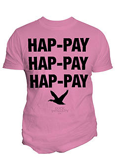 Changes Duck Dynasty Hap-Pay Tee