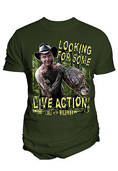 Changes Turtle Man Live Action Tee