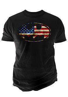 Changes Batman American Logo Tee
