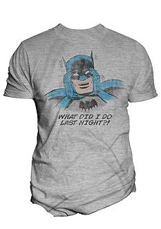 Changes What Did I Do Batman Tee