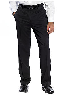 Savane Travel Intelligence No Iron Flat Front Pants