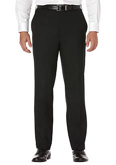 Savane Sharkskin Flex Waist Non-Iron Performance Pants