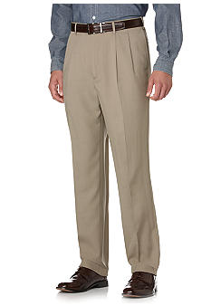 Savane Crosshatch Dress Pants