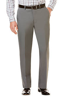 Savane® Flat Front Ultimate Khaki Pants