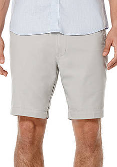 Savane Eco-Start® 8 Twill Flat Front Shorts