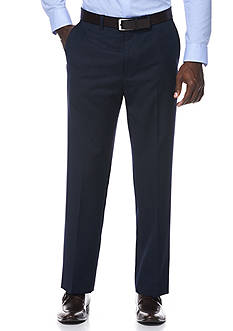 Savane Classic Travel Intelligence Navy Pinstripe Suit Separate Pants
