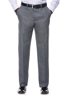 Savane Classic Fit Travel Intelligence Sharkskin Suit Separate Pants