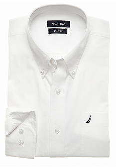 Nautica Ocean Washed Dress Shirts