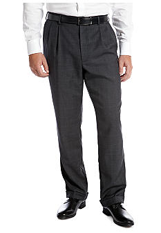 Nautica Charcoal Tic Suit Separate Pants
