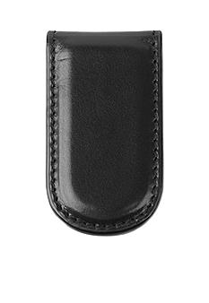 Bosca 'Accessories in Leather' Magnetic Money Clip