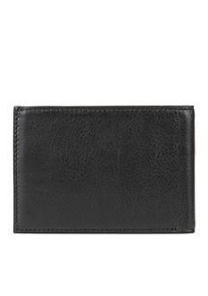Bosca Nappa Small Bifold Wallet