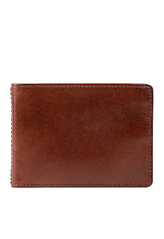 Bosca 'Accessories in Leather' Nappa Small Bifold Wallet