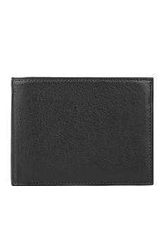 Bosca 'Accessories in Leather' Nappa Executive I.D. Wallet