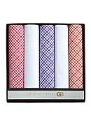 Geoffrey Beene Assorted Handkerchief Gift Set
