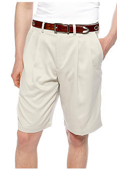 Callaway Golf Pebble-Stitched Double-Pleated Short
