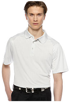 Callaway Golf Birdseye-Block Performance Polo