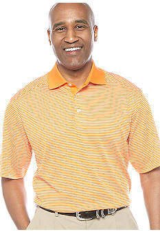 Callaway Golf Narrow Stripe Polo