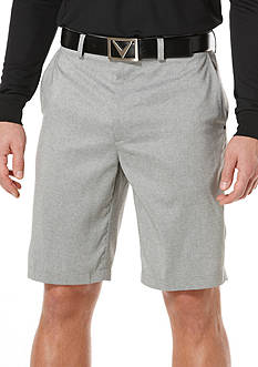 Callaway® Golf Heathered Solid Tech Performance Shorts