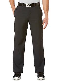 Callaway® Golf Classic Fit Chev Flat Front Pants