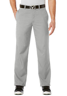 Callaway® Golf Classic Fit Chev Flat Front Pants