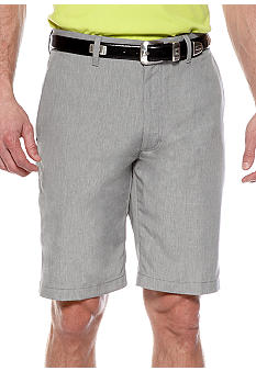 Callaway Golf Wrinkle Free Heathered Tech Shorts
